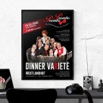 Grafikdesign Plakat